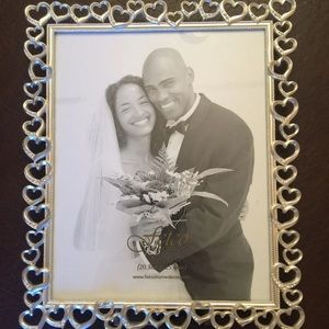 Fetco Hearts & Crystals Picture Frame